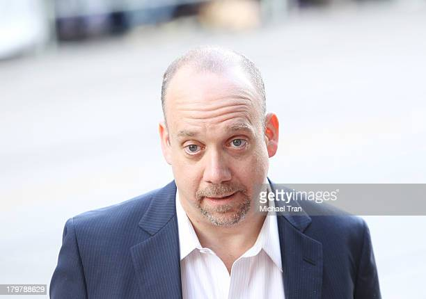 Paul Giamatti arrives at the '12 Years A Slave' premiere during the 2013 Toronto International Film Festival held at Princess of Wales Theatre on...