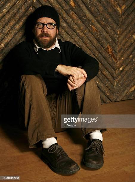 Paul Giamatti during 2006 Sundance Film Festival 'The Illusionist' Portraits at HP Portrait Studio in Park City Utah United States