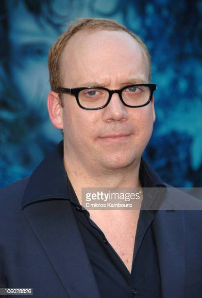 Paul Giamatti during 'Lady in the Water' New York City Premiere Arrivals at American Museum of Natural History in New York City New York United States