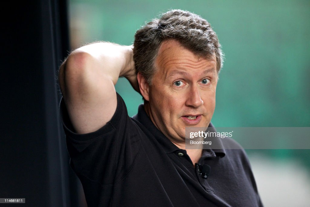 Paul Graham, founder of Y Combinator, arrives fo an interview at the TechCrunch Disrupt NYC 2011 conference in New York, U.S., on Tuesday, May 24, 2011. The summit brings together leaders from various tech fields to discuss how the internet is disrupting industry after industry, from media and social commerce to payments and transportation. Photographer: Guy Calaf/Bloomberg via Getty Images