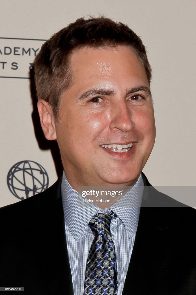Paul Greenberg attends the 64th primetime Emmy Awards writers' nominee reception at Academy of Television Arts & Sciences on September 20, 2012 in North Hollywood, California.
