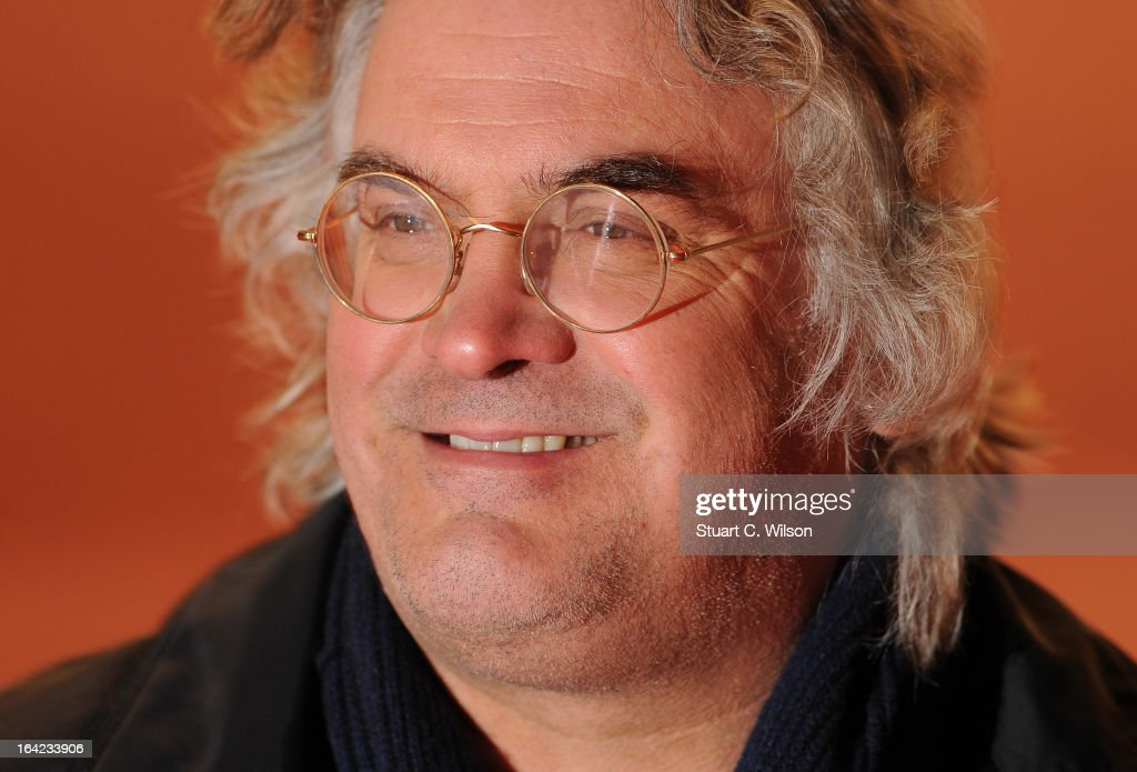 <a gi-track='captionPersonalityLinkClicked' href=/galleries/search?phrase=Paul+Greengrass&family=editorial&specificpeople=240256 ng-click='$event.stopPropagation()'>Paul Greengrass</a> attends the press night for 'The Book of Mormon' at Prince Of Wales Theatre on March 21, 2013 in London, England.