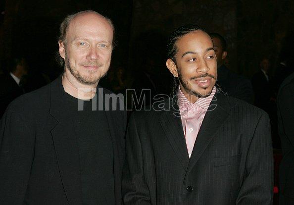Paul Haggis and Chris Ludacris...