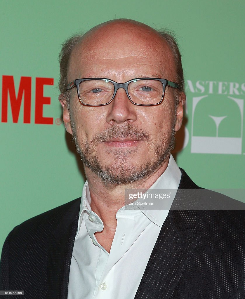 <a gi-track='captionPersonalityLinkClicked' href=/galleries/search?phrase=Paul+Haggis&family=editorial&specificpeople=213967 ng-click='$event.stopPropagation()'>Paul Haggis</a> attends 'Masters Of Sex' New York Series Premiere at The Morgan Library & Museum on September 26, 2013 in New York City.