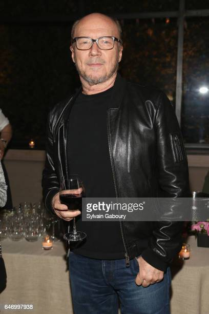 Paul Haggis attends NBC and The Cinema Society Host the After Party for the Season 2 Premiere of 'Shades of Blue' on March 1 2017 in New York City