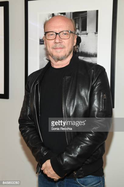 Paul Haggis attends NKPR IT House x Producers Ball With Nylon Magazine and Coveteur Portrait Studios Day 5 on September 11 2017 in Toronto Canada