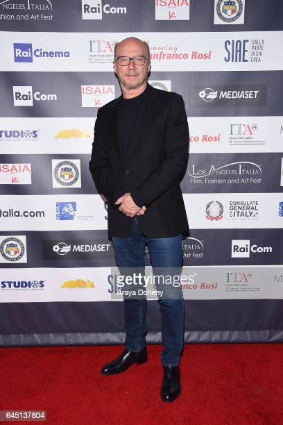 Paul Haggis attends the 12th Edition of the Los Angeles Italia Film Fashion and Art Fest at TCL Chinese 6 Theatres on February 24 2017 in Hollywood...