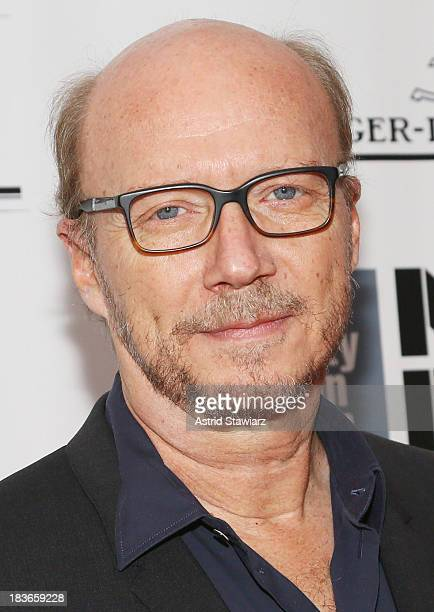 Paul Haggis attends the 'All Is Lost' premiere during the 51st New York Film Festival at Alice Tully Hall at Lincoln Center on October 8 2013 in New...