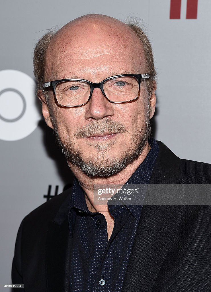 Paul Haggis attends the 'Show Me A Hero' New York screening at The New York Times Center on August 11, 2015 in New York City.