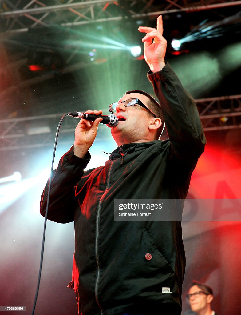 Paul Heaton And Jacqui Abbott Perform At The Castlefield Arena