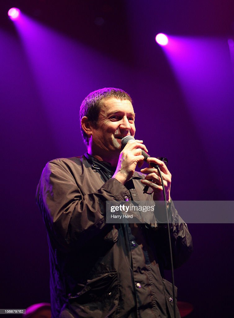 Paul Heaton performs at 02 Academy on November 23, 2012 in Bournemouth, England.