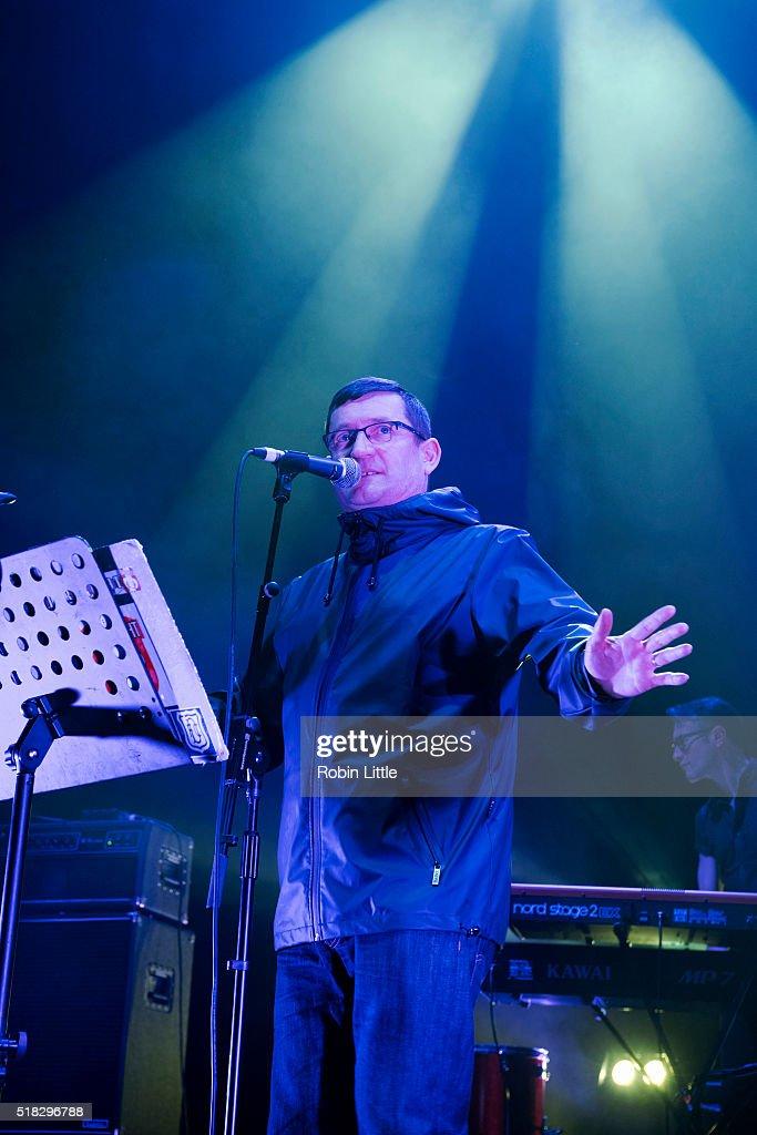 Paul Heaton And Jaqui Abbott Perform At Royal Albert Hall In London