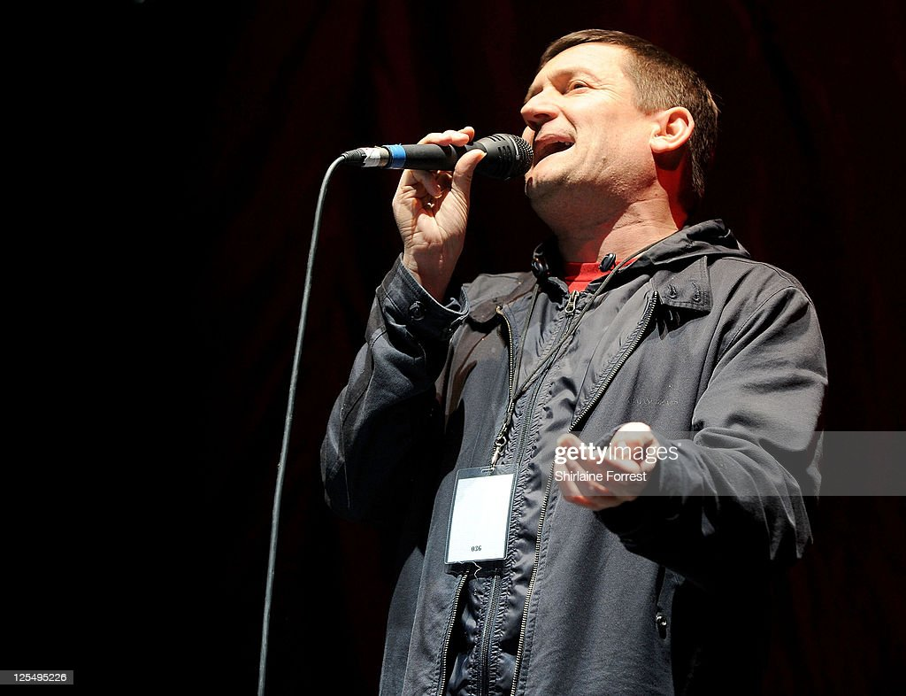 Madness and Support Act Paul Heaton Perform in Manchester Apollo