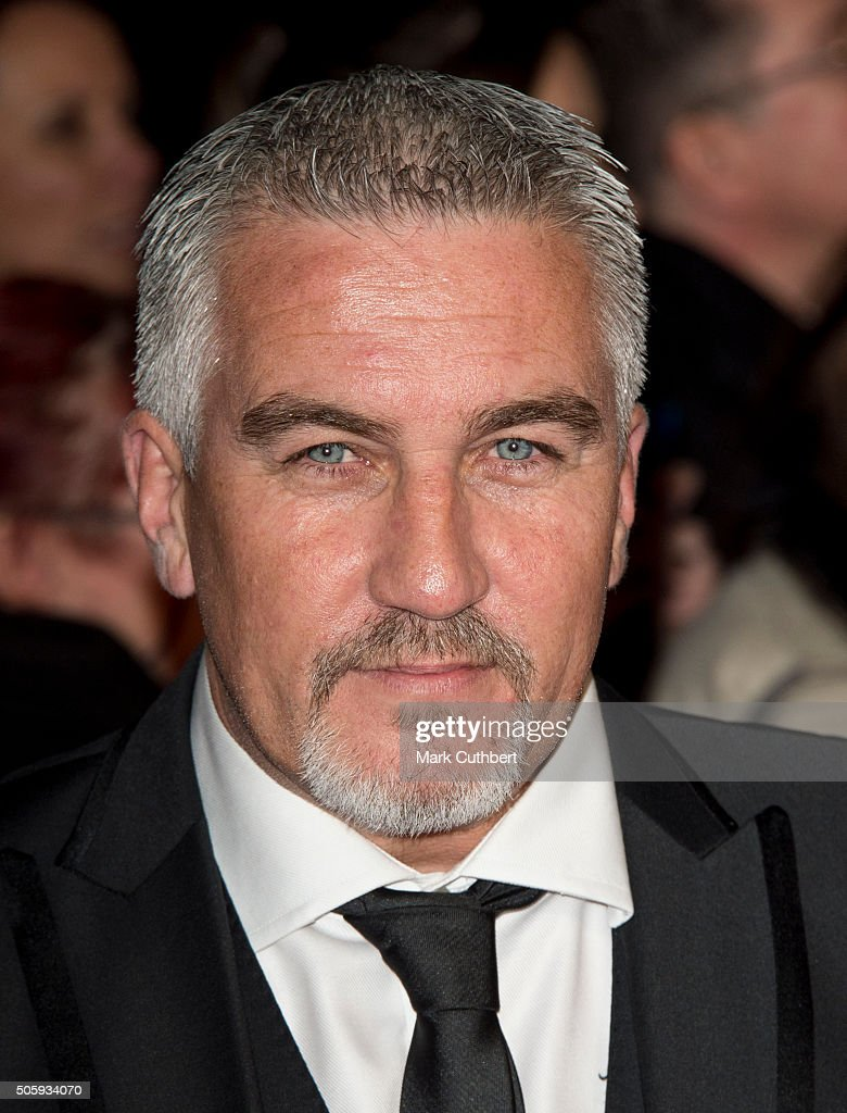 Paul Hollywood attends the 21st National Television Awards at The O2 Arena on January 20, 2016 in London, England.