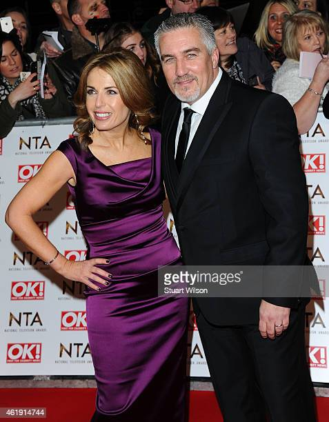 Paul Hollywood attends the National Television Awards at 02 Arena on January 21 2015 in London England
