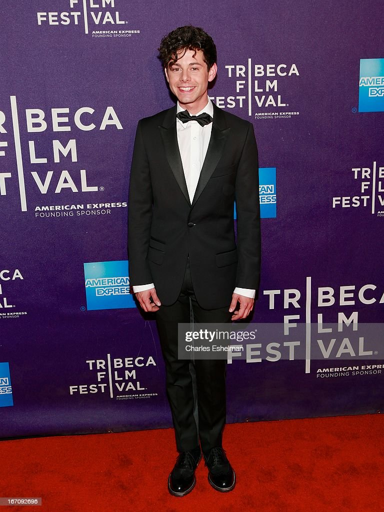 <a gi-track='captionPersonalityLinkClicked' href=/galleries/search?phrase=Paul+Iacono&family=editorial&specificpeople=5588186 ng-click='$event.stopPropagation()'>Paul Iacono</a> attends the screening of 'G.B.F.' during the 2013 Tribeca Film Festival at Chelsea Clearview Cinemas on April 19, 2013 in New York City.