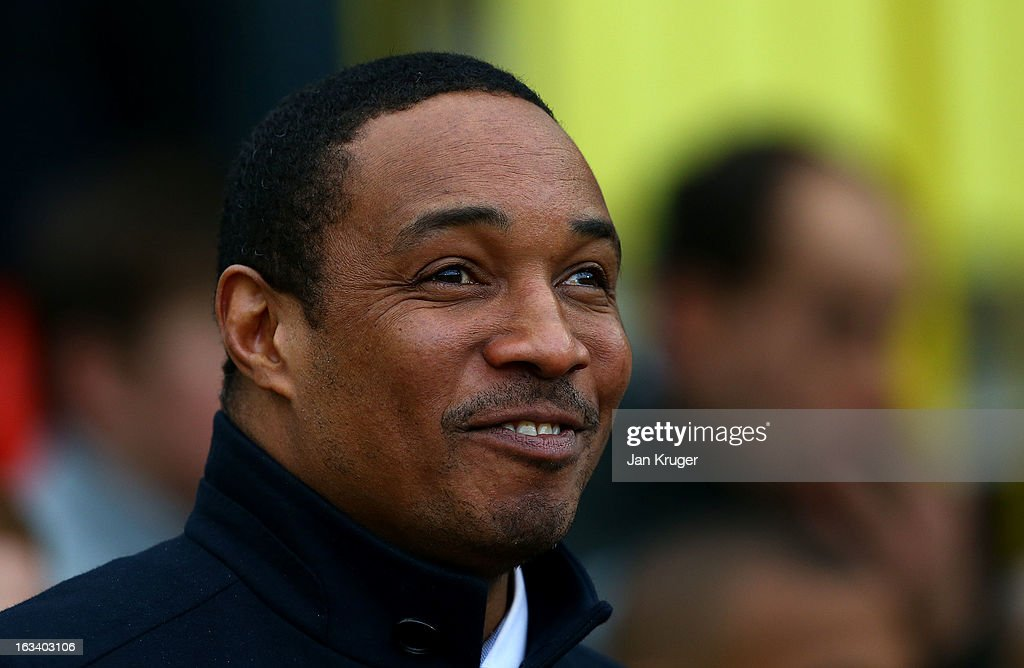 Paul Ince, Manager of Blackpool looks on prior to kick off during the npower Champions match between Watford and Blackpool at Vicarage Road on March 9, 2013 in Watford, England.