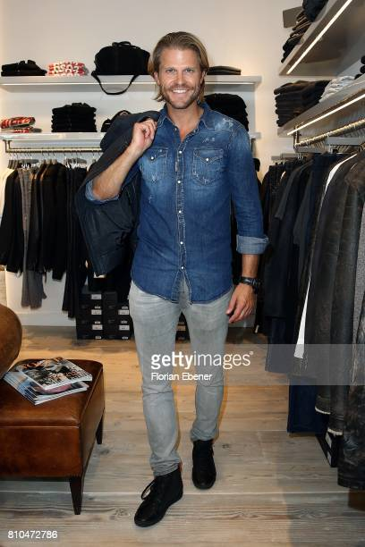 Paul Janke attends the Different Fashion Event on July 7 2017 in Sylt Germany