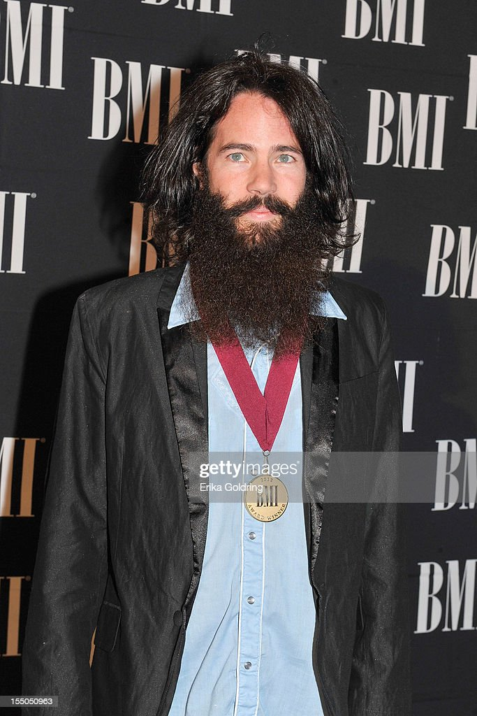 Paul Jenkins attends 60th annual BMI Country awards at BMI on October 30, 2012 in Nashville, Tennessee.