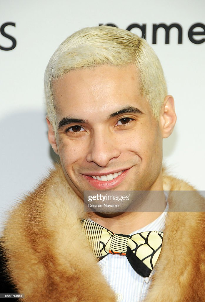 Paul Johnson Calderon attends the 2012 Whitney Museum Of American Art Studio Party at The Whitney Museum of American Art on December 11, 2012 in New York City.