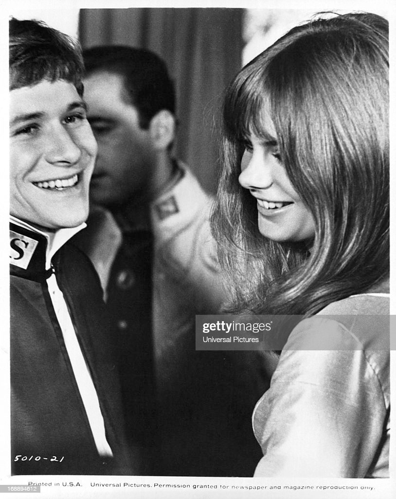 paul jones stock photos and pictures getty images paul jones and jean shrimpton in privilege