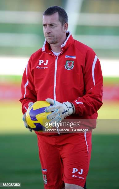 Paul Jones goalkeeping coach of Wales