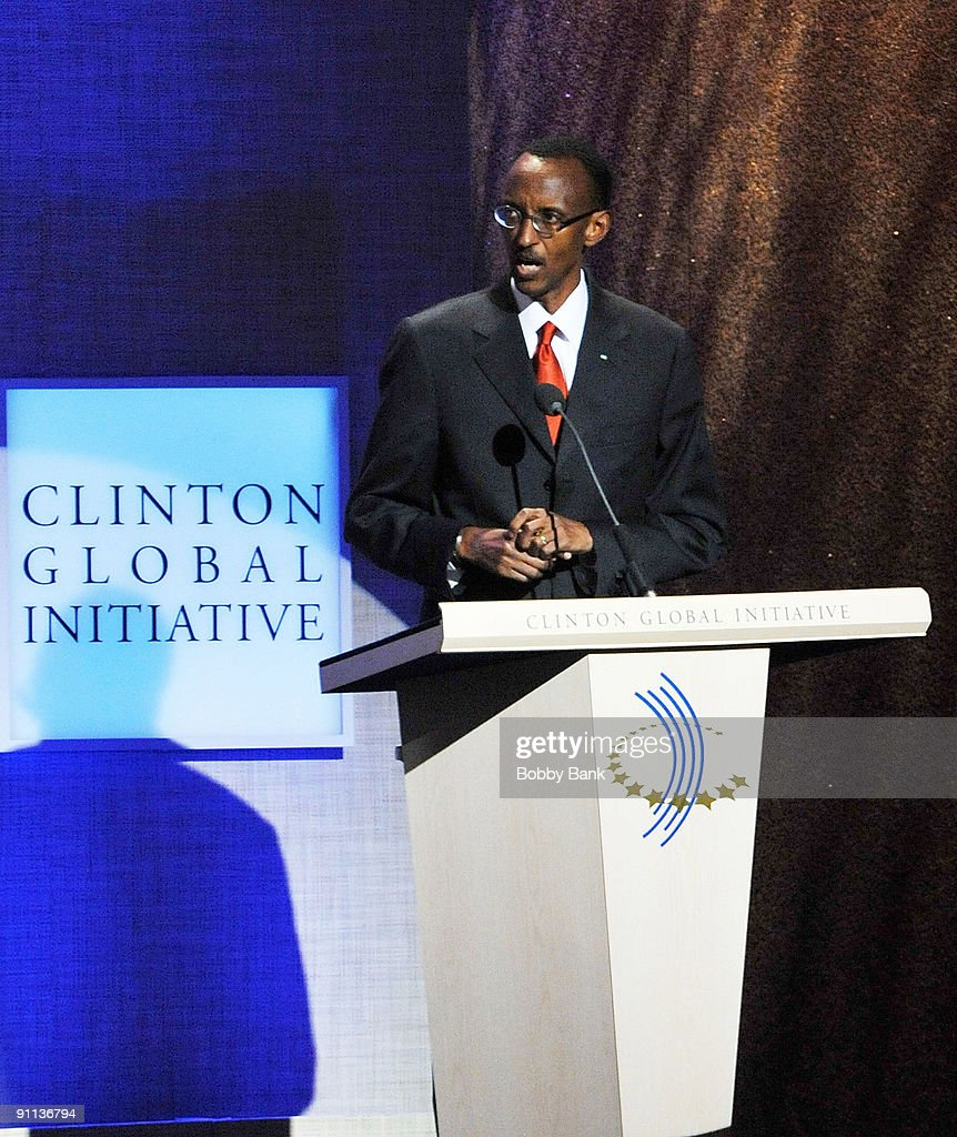 2009 Clinton Global Initiative - Clinton Global Citizen Awards