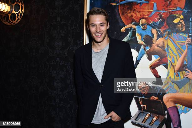 Paul Koehler attends Neon hosts the after party for the New York Premiere of 'Ingrid Goes West' at Alamo Drafthouse Cinema on August 8 2017 in New...
