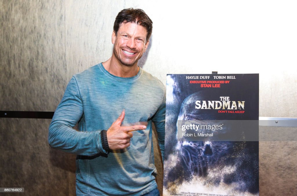 Paul Logan attends the premiere of SyFy's 'The Sandman' movie screening at ArcLight Sherman Oaks on October 12, 2017 in Sherman Oaks, California.