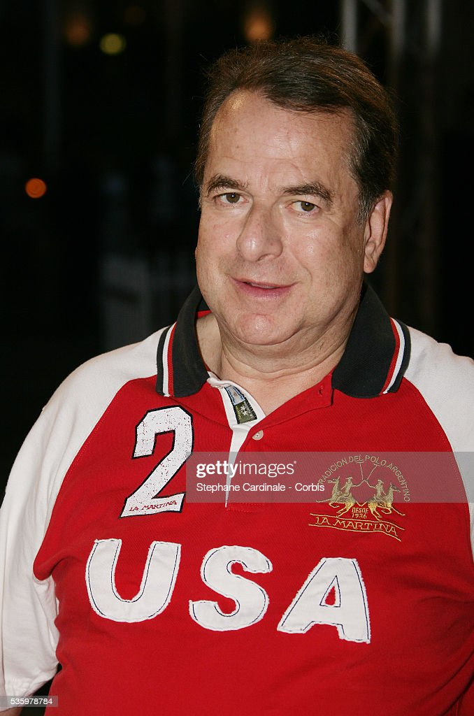 Paul Lou Sulitzer arrives at the premiere of 'Kiss Kiss Bang Bang' during the 31st American Deauville Film Festival.