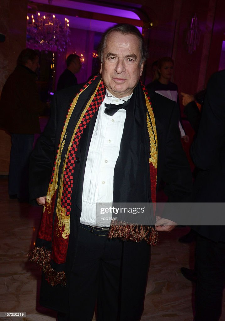 Paul Loup Sulitzer attends the 'The Best 2013' Ceremony Awards 37th Edition at the Salons Hoche on December 16, 2013 in Paris, France.