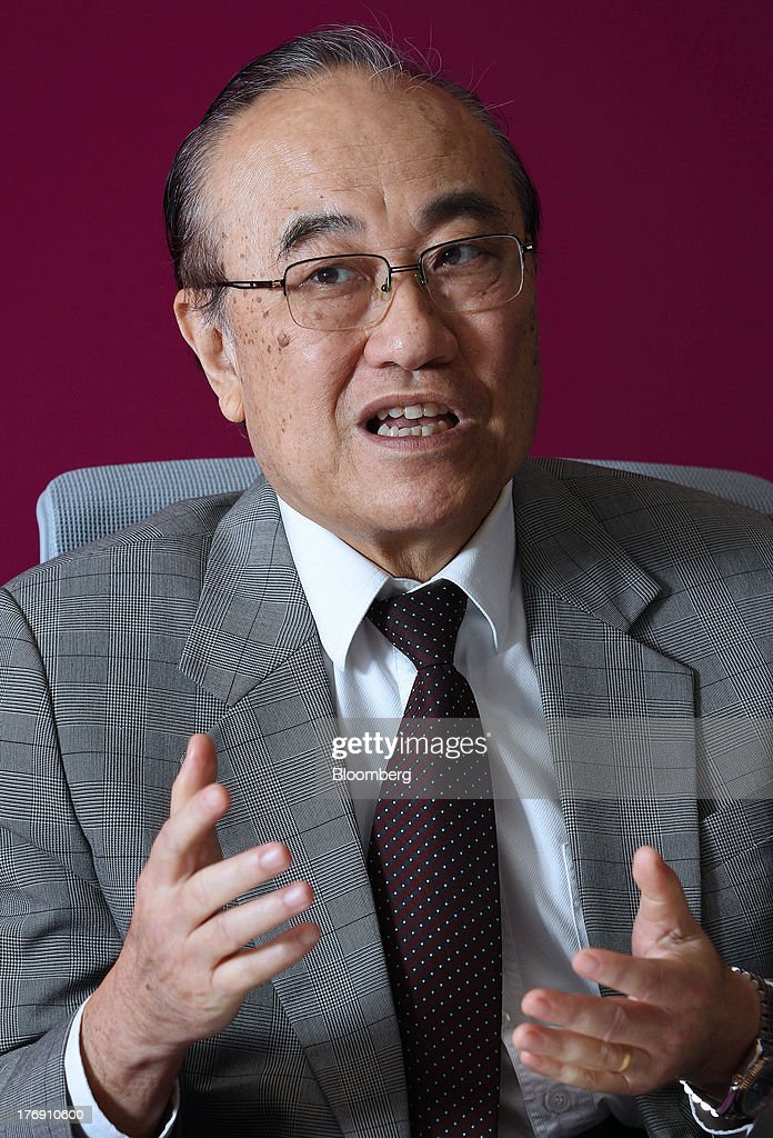 Paul Low, Malaysia's minister in the Prime Minister's Department overseeing graft and human rights, gestures as he speaks during an interview in Kuala Lumpur, Malaysia, on Monday, Aug. 19, 2013. Malaysia's ministries plan to hire chief integrity officers, and tackling large-scale institutional corruption and cronyism will be priorities, Low said Photographer: Goh Seng Chong/Bloomberg via Getty Images