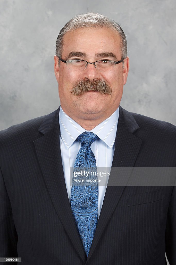 Paul MacLean of the Ottawa Senators poses for his official headshot for the 2012-2013 season on January 12, 2013 at Scotiabank Place in Ottawa, Ontario, Canada.