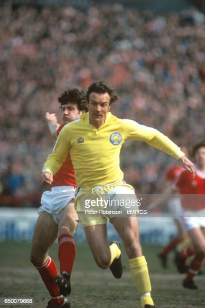 Paul Madeley Leeds United