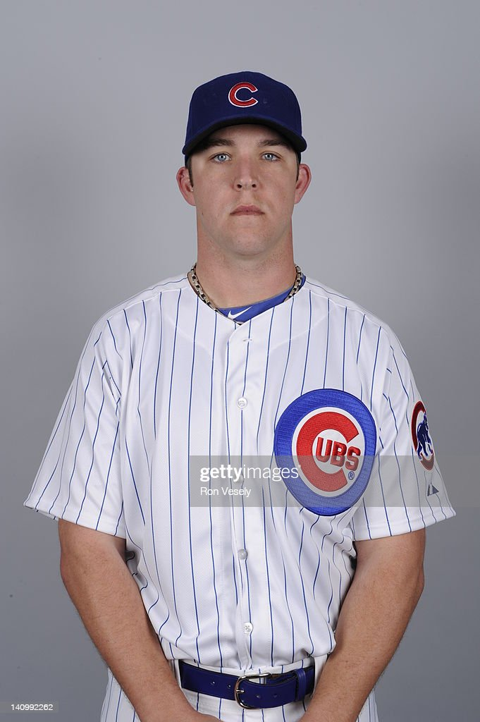 <a gi-track='captionPersonalityLinkClicked' href=/galleries/search?phrase=Paul+Maholm&family=editorial&specificpeople=585406 ng-click='$event.stopPropagation()'>Paul Maholm</a> #28 of the Chicago Cubs poses during Photo Day on Monday, February 27, 2012 at Hohokam Stadium in Mesa, Arizona.