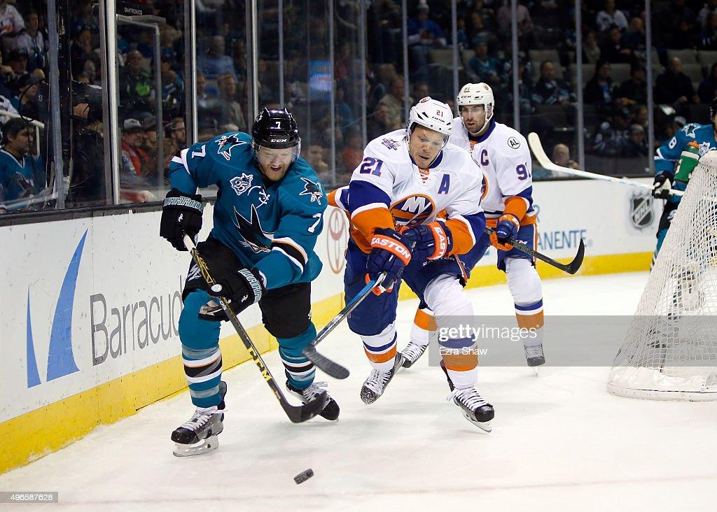 Islanders 4, Sharks 2: Islanders Outlast Sharks In San Jose