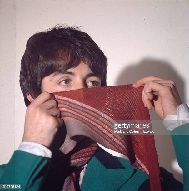 Paul McCartney of the Beatles at TVC animation Studios in London 6th November 1967 The band were taking part in a short film called 'A Mod Odyssey'...