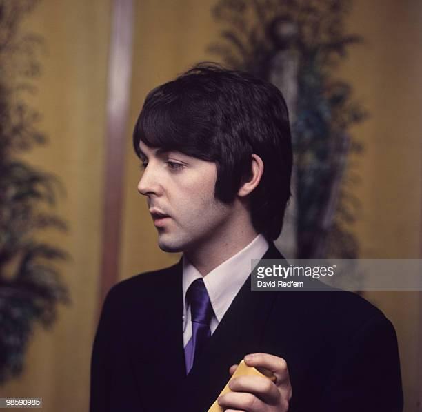Paul McCartney of The Beatles circa 1968/69