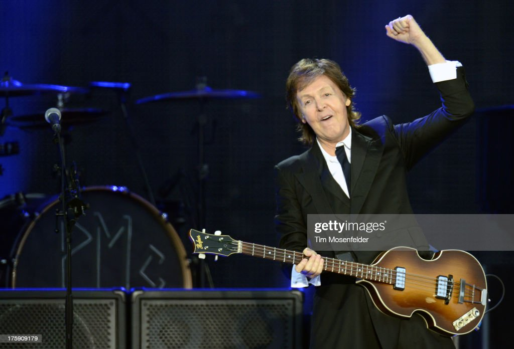<a gi-track='captionPersonalityLinkClicked' href=/galleries/search?phrase=Paul+McCartney&family=editorial&specificpeople=92298 ng-click='$event.stopPropagation()'>Paul McCartney</a> performs at Day One of the Outside Lands Music & Art Festival at Golden Gate Park on August 9, 2013 in San Francisco, California.