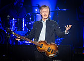 Paul McCartney Performs At The O2 Arena
