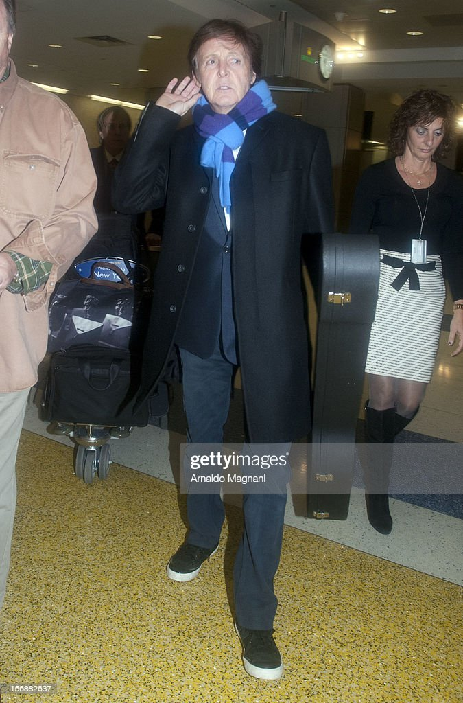 <a gi-track='captionPersonalityLinkClicked' href=/galleries/search?phrase=Paul+McCartney&family=editorial&specificpeople=92298 ng-click='$event.stopPropagation()'>Paul McCartney</a> sighting at JFK Airport on November 23, 2012 in New York City.