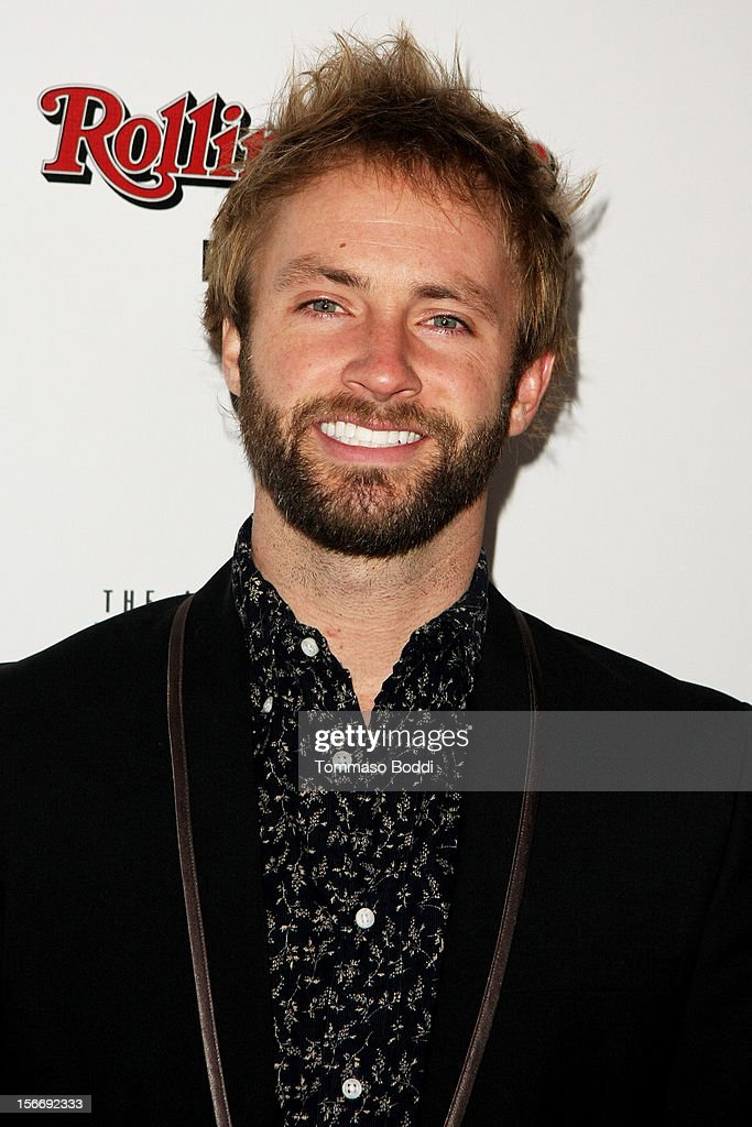 Paul McDonald attends the Rolling Stone after party for the 2012 American Music Awards presented by Nokia and Rdio held at the Rolling Stone Restaurant And Lounge on November 18, 2012 in Los Angeles, California.