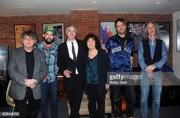 Paul Muldoon Jackie Greene Wesley Stace Bridget St John Joseph Arthur and Lenny Kaye perform at the Stories of the Street Celebrating the Life Music...