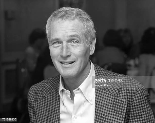 Paul Newman circa 1981 in New York City