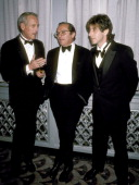 Paul Newman Sidney Lumet and Al Pacino