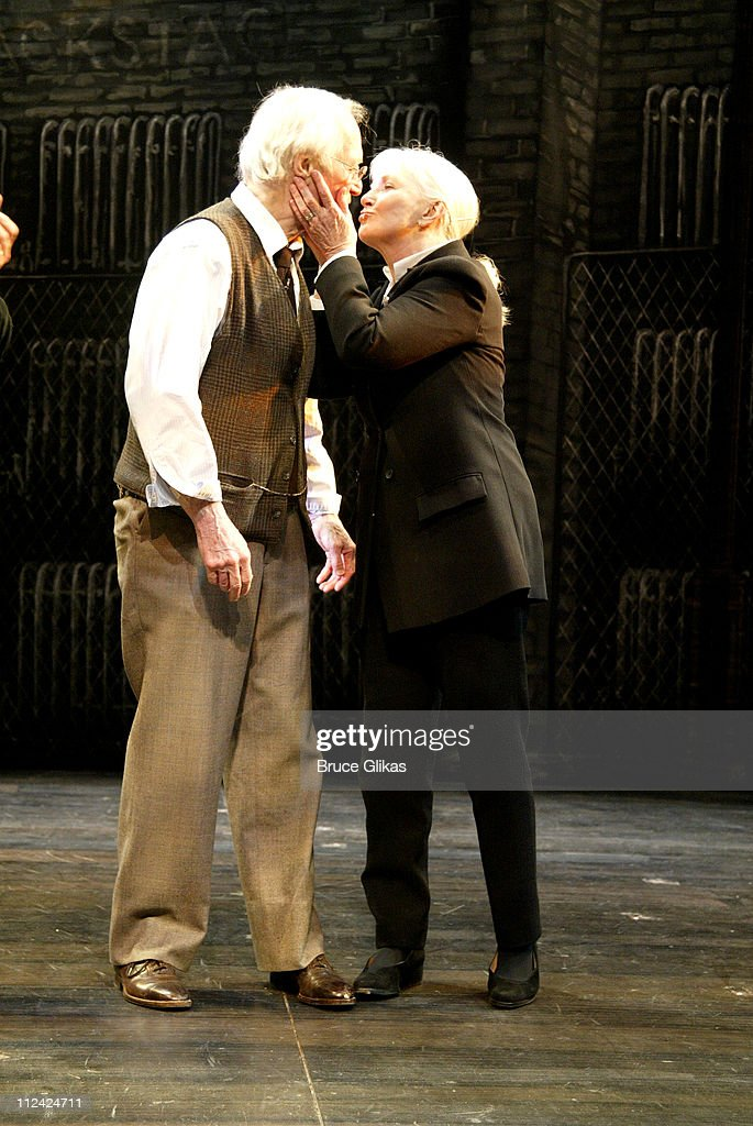 """Paul Newman Birthday Closing Night of """"Our Town"""" on Broadway"""