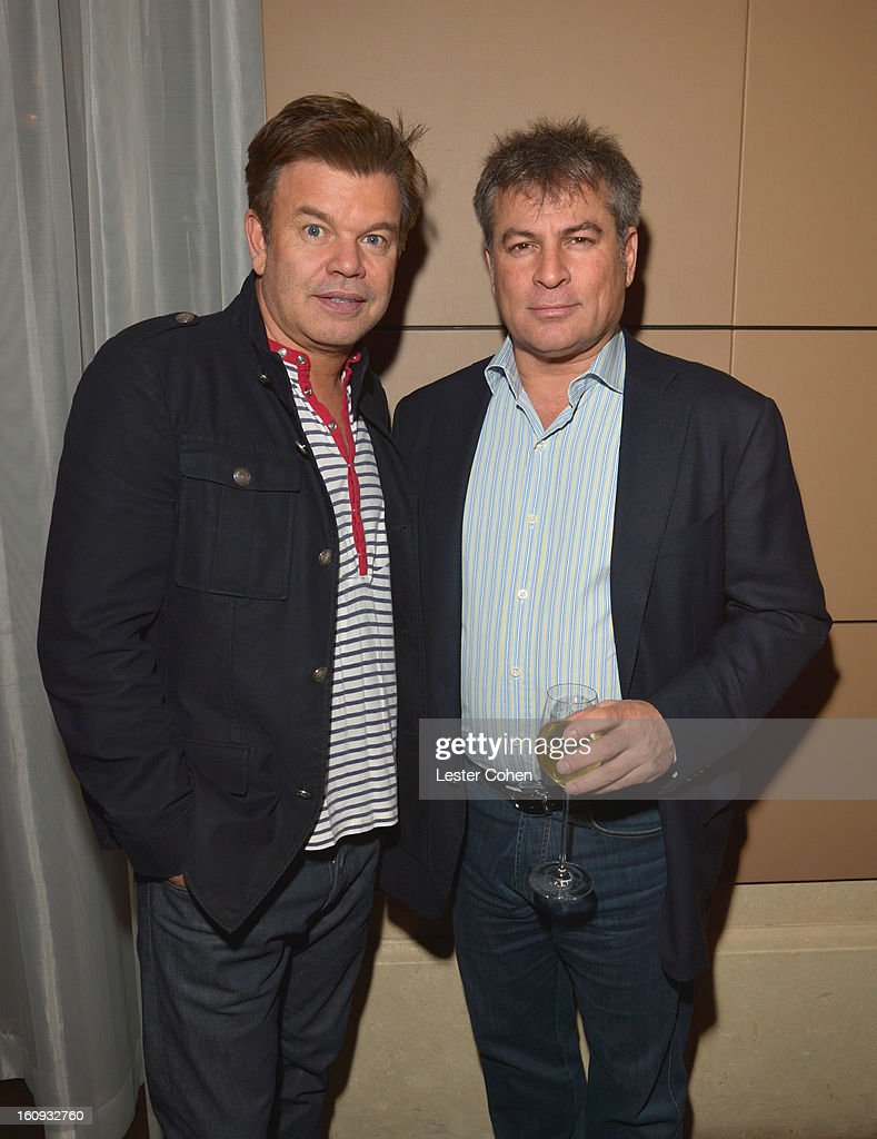 <a gi-track='captionPersonalityLinkClicked' href=/galleries/search?phrase=Paul+Oakenfold&family=editorial&specificpeople=220280 ng-click='$event.stopPropagation()'>Paul Oakenfold</a> and Founder/Co-CEO of AAM Andy Kipnes attend the Friends N Family Dinner Hosted by Mark Beaven and Andy Kipnes at Scarpetta on February 7, 2013 in Beverly Hills, California.