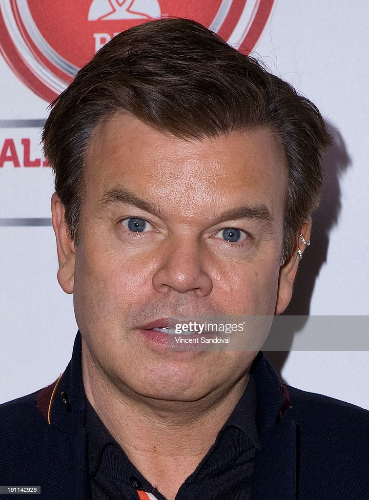 DJ Paul Oakenfold attends VIBE Magazine's 20th anniversary celebration with inaugural impact awards - Arrivals at Sunset Tower on February 8, 2013 in West Hollywood, California.