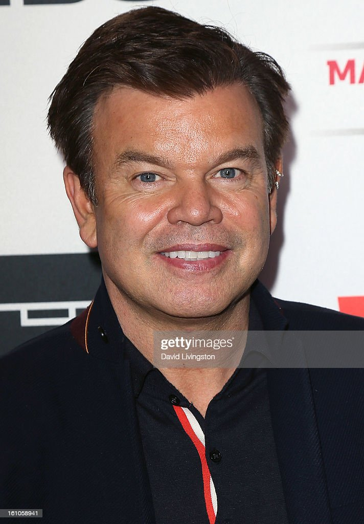 DJ Paul Oakenfold attends VIBE's 20th Anniversary Celebration and Inaugural Impact Awards at the Sunset Tower Hotel on February 8, 2013 in West Hollywood, California.