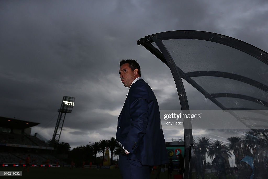 A-League Rd 3 - Central Coast v Brisbane